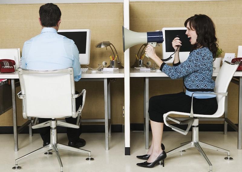Hatékony titkárnő az irodában
